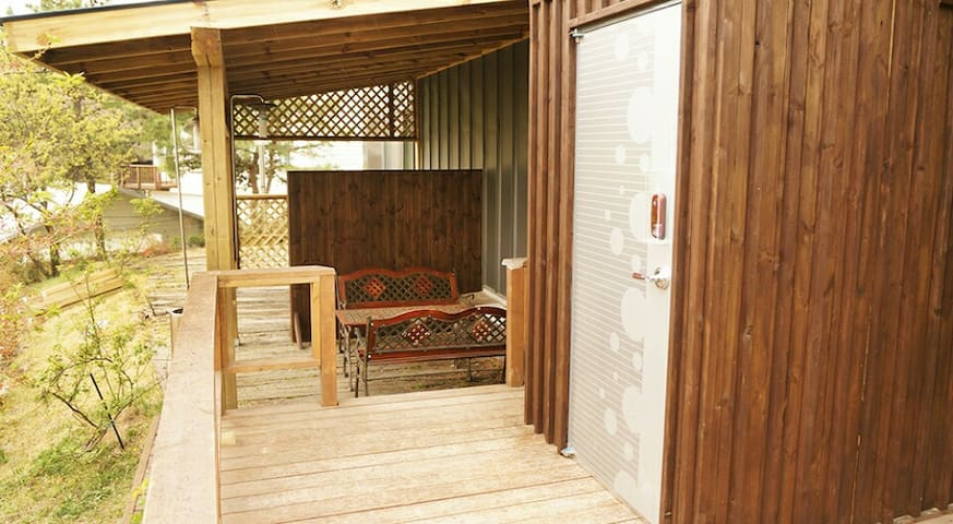 Stay5_Tierra nature stay_4P Room