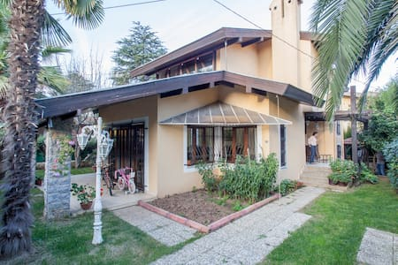 Villa with swimming pool - İstanbul