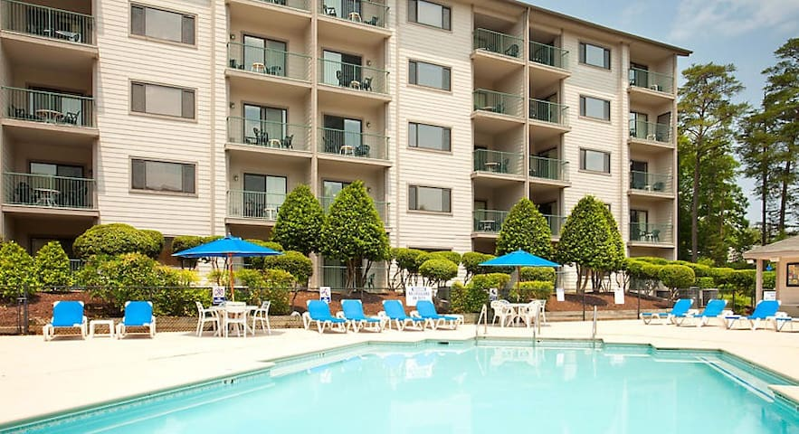 1BR Villa CENTRAL to Pigeon Forge attractions!!
