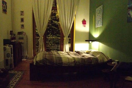 Cosy Room in Pleasant House - Forest - Rumah