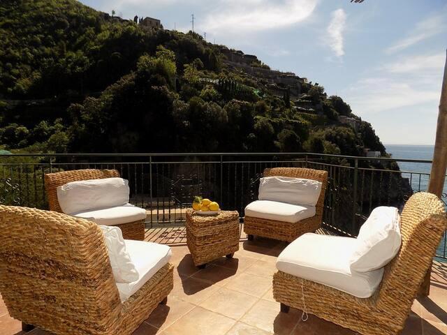 midnight dream Amalfi coast - Maiori - Apartment