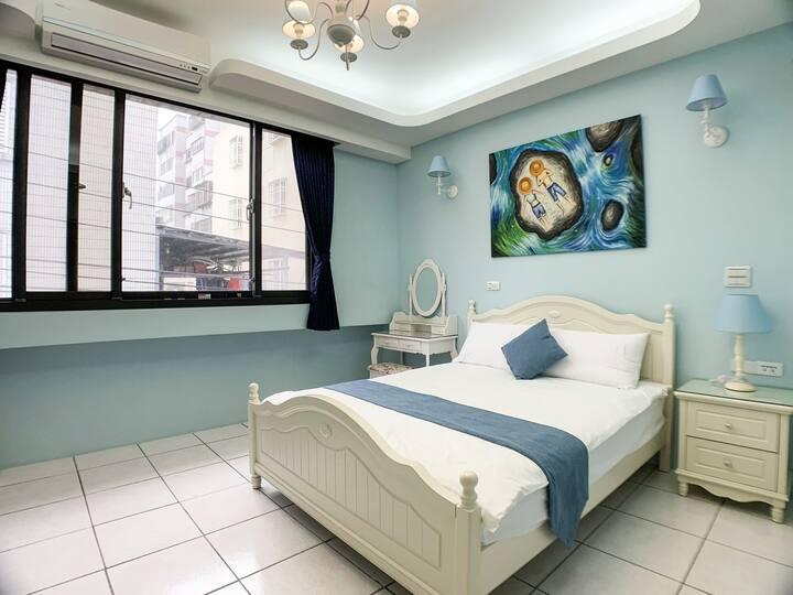 花蓮大碗民宿,寬敞雙人房,含獨立衛生間