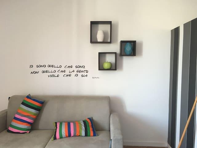 Marina Marta #GuestHouse - Caserta - Lägenhet