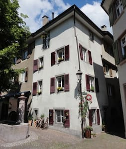 old house in the historical city centre - Rheinfelden - Casa