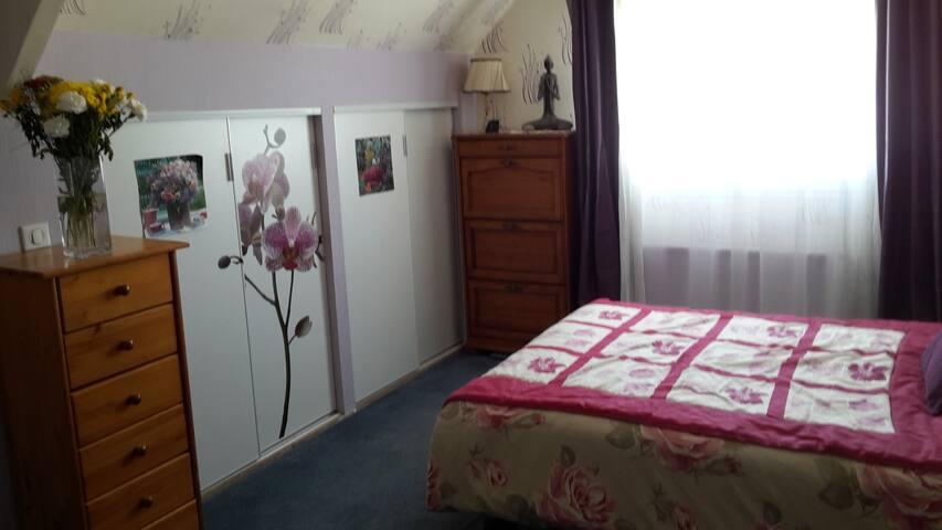 Chambre 15m² dans quartier residentiel