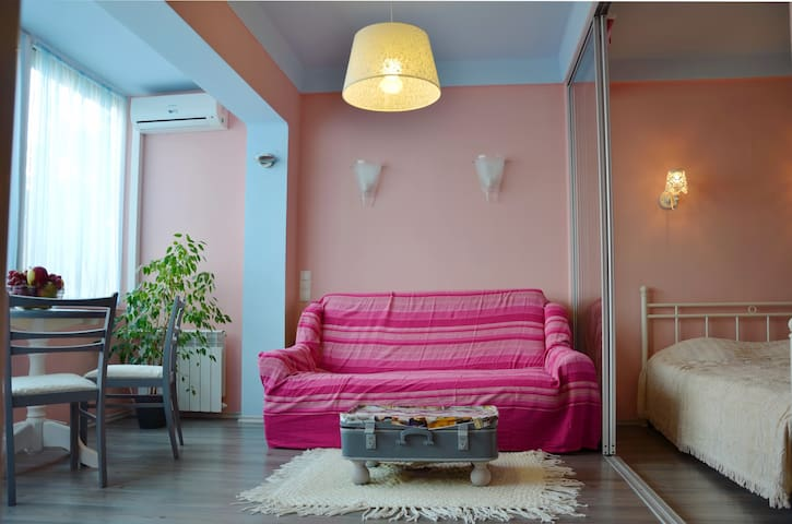4 persons' apartment for EURO2012  - Kiev - Apartment