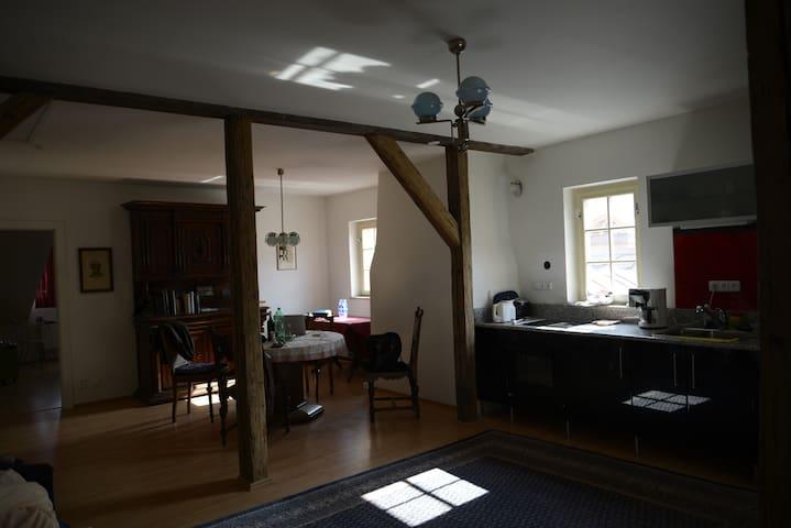 Residence Napoleon - Penthouse - Loket - Huoneisto