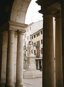 A tu per tu con il Palladio - Vicenza - Daire