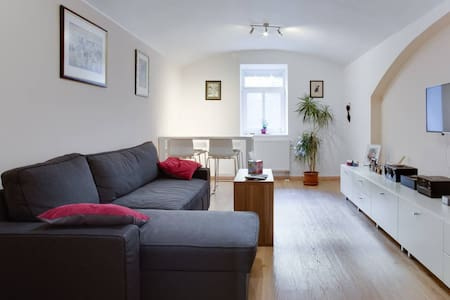 Beautiful NEW studio! 5 min from the Prague Castle - Prag