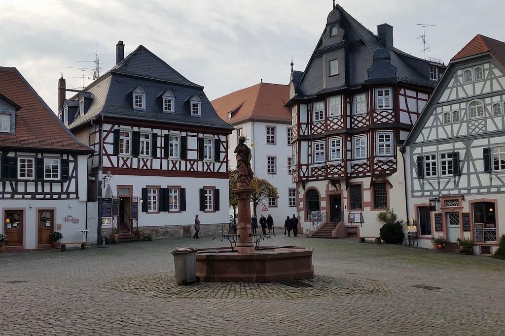 Die Altstadt 2