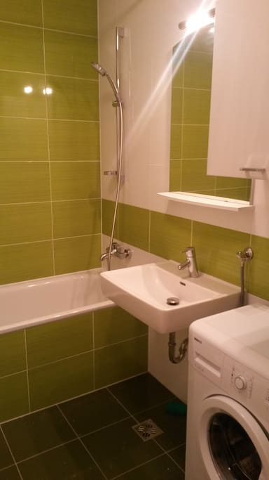 Bathroom with wc1