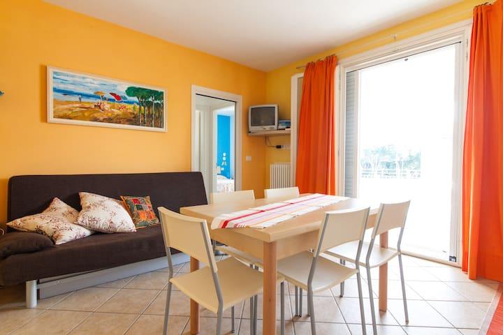 Moderno appartamento vicino al mare