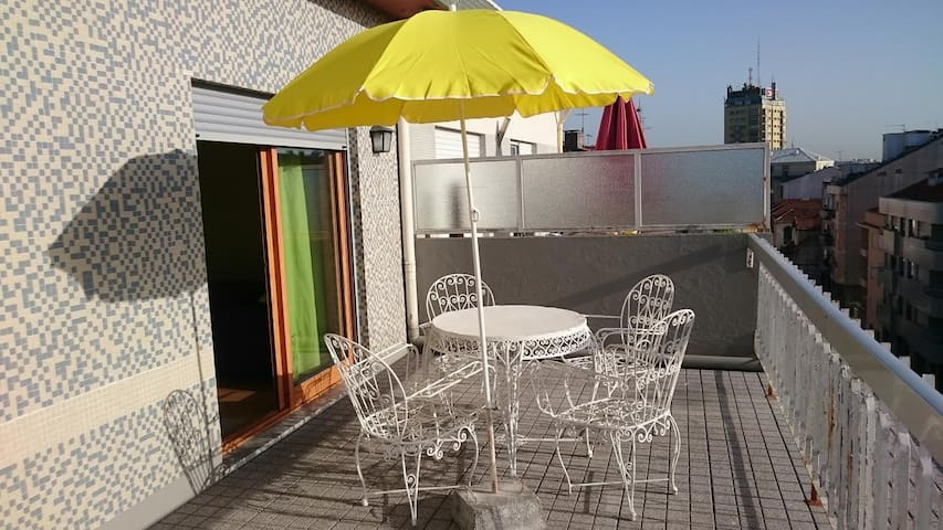 Terrace Appartment