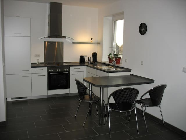 3*Apartment Hotelalternative Nähe Messe Essen/DDF