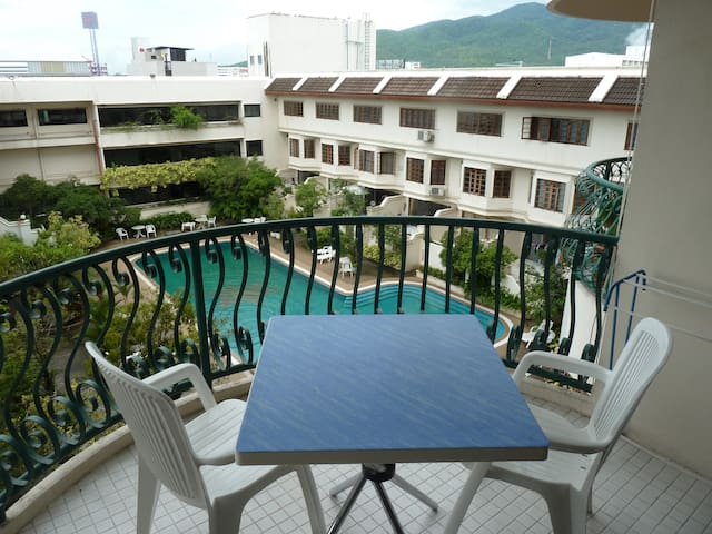 Nice and quiet apartment - Chiang Mai - Apartament