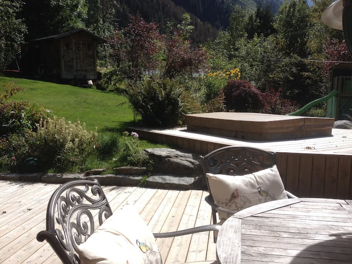 HOLIDAY COTTAGE IN CHAMONIX