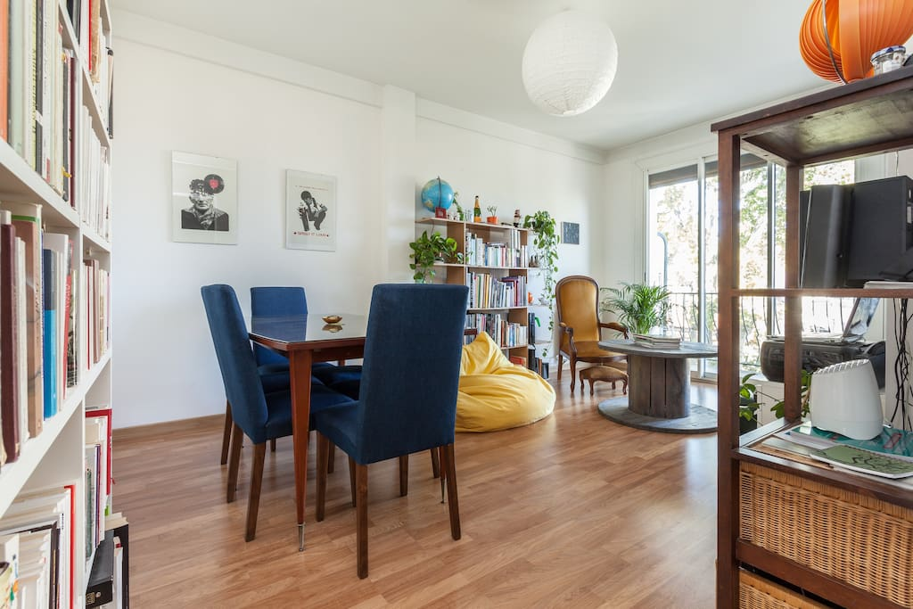 Charming private room, city center
