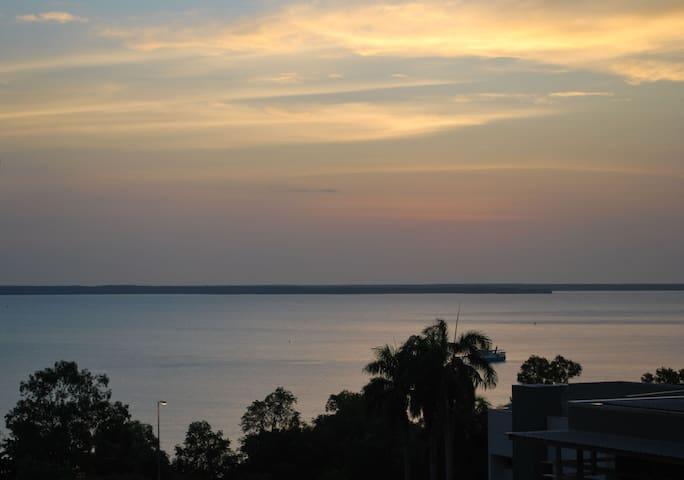 City Ocean Sunset - 2 Bedroom