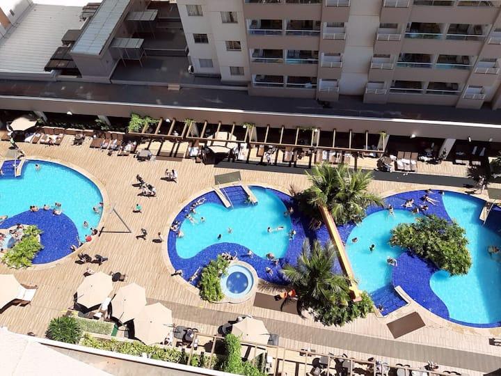 Apartamento no Enjoy Olímpia Park Resorts