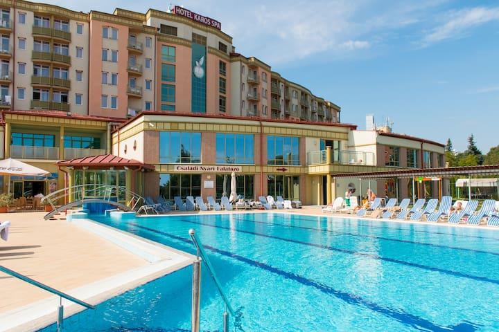 Karos Gold 813 wellness apartman - Zalakaros - Apartment
