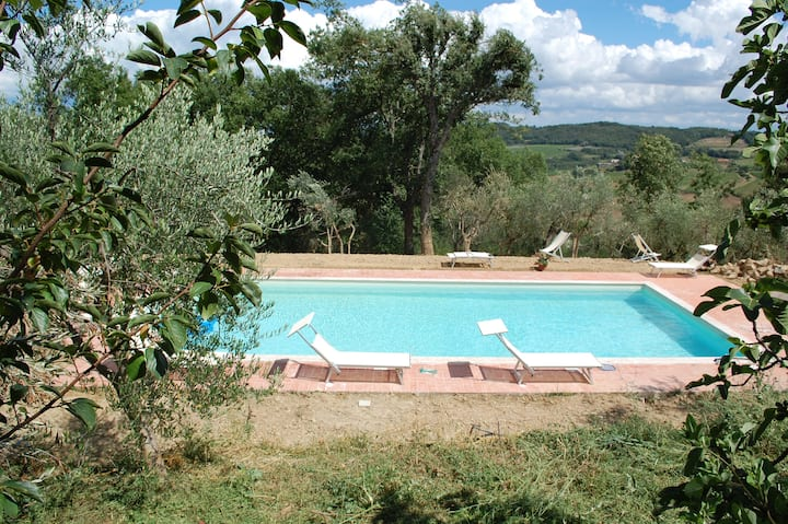Your Countryside retreat in Tuscany - La Casina
