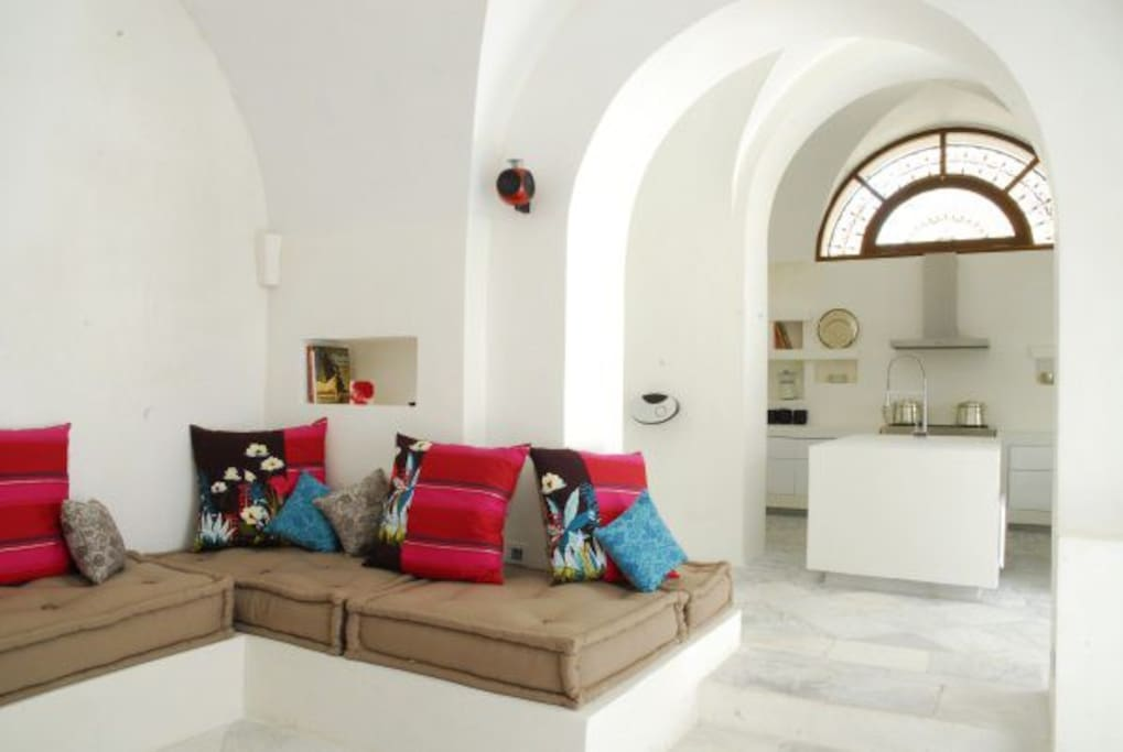 Lounge de Dar Sabri
