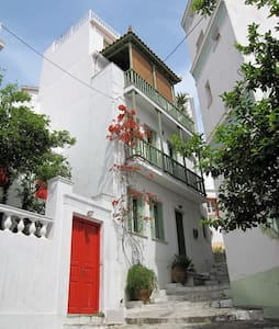 Beautiful Town House in Skopelos