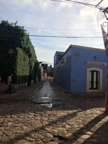 """Casa Copalita, """"tu hogar en Oaxaca""""."""