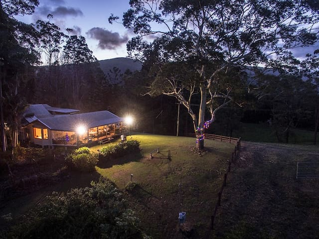 Huonbrook  Home with a View.