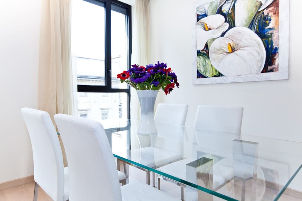 Luxury apartment in Duomo, 4 people
