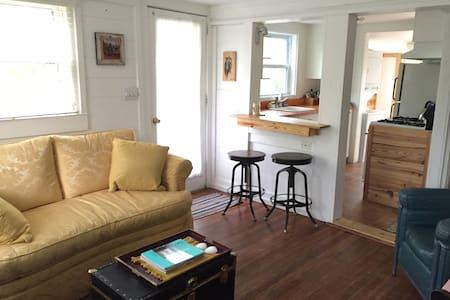 Cozy Cottage in Historic Sag Harbor - Sag Harbor - Ház