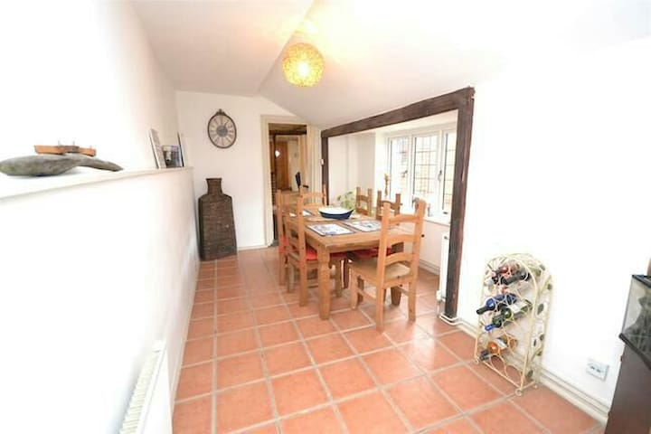 Country Cottage, Double/Single bed - Devon - Casa