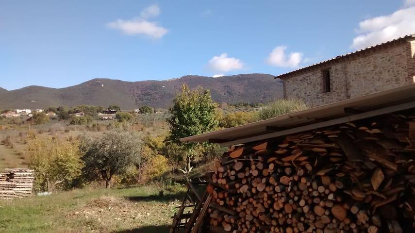 CASA VACANZA vicino ORVIETO - Montecchio