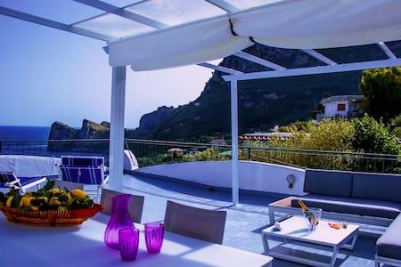 Agave... Stunning Sea View... in Villa Nesea - Nerano - Casa
