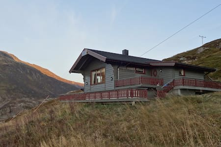 Aurora Lodge-Welcome to our Nature - Grøtfjord