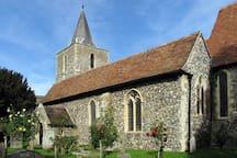 Littlebourne Church