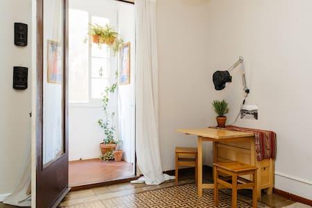 Cozy studio in the Gracia center - Barcelona - Apartment