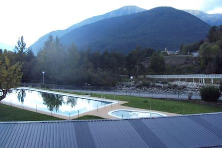 Apartamento en el Pirineo - Broto - Lejlighed