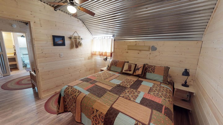 Stunning Duke Barn Cabin Suite