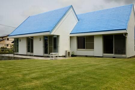 Vacation House 勝浦の別荘〜海水浴・BBQ・ゴルフ・テニス・プール・卓球〜 - Katsuura-shi