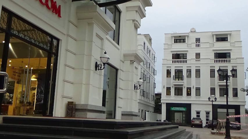 VINCOM LUXURY APARTMENTS (60sqm) - AUSTRALIAN HOST - Hai Phong - Byt