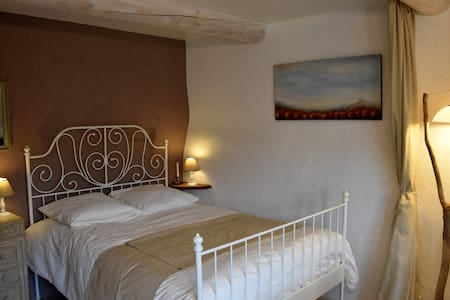 gite de charme 3* au coeur du Luberon - Bonnieux - Apartamento