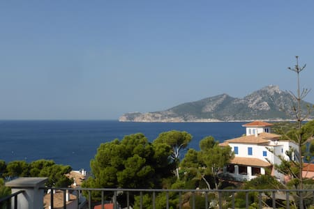 Holidays with sunset for sure - Sant Elm - Hus