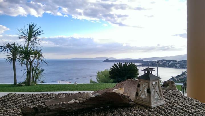 Beautiful Resort By The Sea