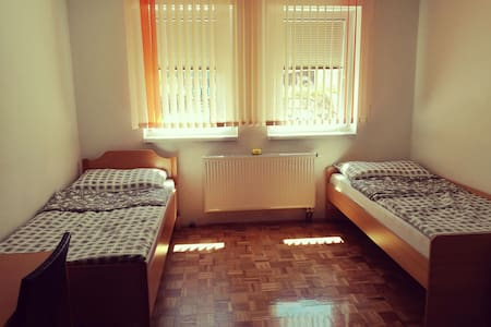 Cozy room in the city center - Maribor