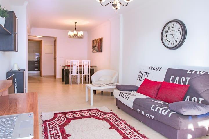 Beautiful apartment in Benidorm