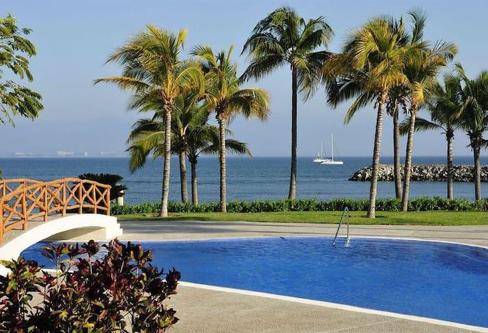 Villa Marina # 504, con PLAYA y SPA