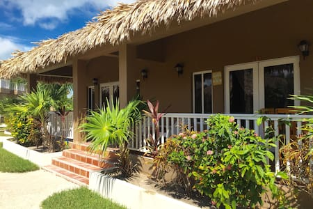 Beautiful Ambergris Caye, Cabana A - San Pedro - Hus