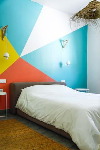 LUNA double/triple room - Beach House Bouznika