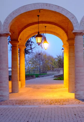Home in a beautiful park of 400, silence and peace - Parma - Apartment